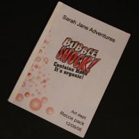 Art department recce pack