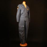 Nathan Spring (David Calder) flight suit