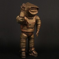 Spacesuit maquette