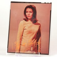 Emma Peel (Diana Rigg) studio transparency - Series V titles