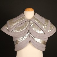 Zoran (Nadim Sawalha) tunic & gauntlets - The Immunity Syndrome