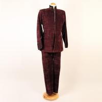 Kommissar (William Squire) velvet suit