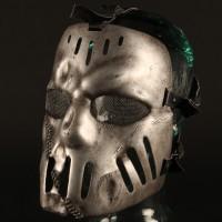 Mr. Freeze (Arnold Schwarzenegger) henchman mask