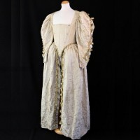 Bob/Lord Flashheart wedding dress