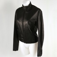 Verlaine (Marit Velle Kile) leather jacket