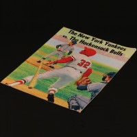 Baseball programme