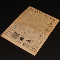 Hill Valley Telegraph newspaper