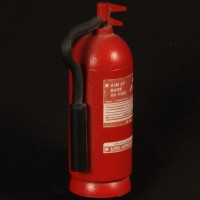 Fire extinguisher miniature