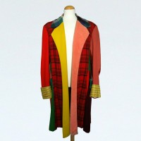 Sixth Doctor (Colin Baker) frock coat