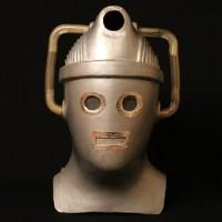 Cyberman helmet - Moonbase/Tomb of the Cybermen