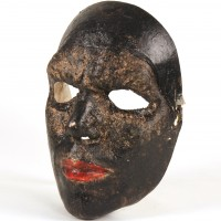 The Snipper (Emily Booth) mask