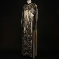 Chessene (Jacqueline Pearce) costume - The Two Doctors