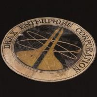 Drax Enterprise Corporation label