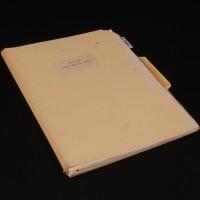 Apogee budget approval folder