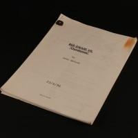Production used script - Ouroboros