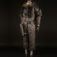 Smith (Sean Pertwee) stunt spacesuit