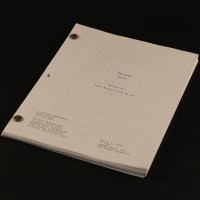 Production used script - Pilot