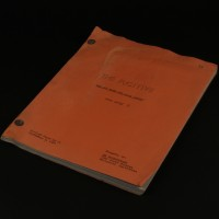 Production used script - Fun and Games and Party Favors
