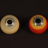 Slimer eyes
