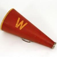 Welton Academy loudhailer