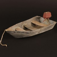 Boat miniature