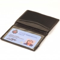 DCI Hazel Norton (Pauline Quirke) police identification wallet