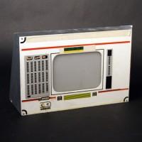 Computer display set panel