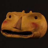 Mr. Centipede puppet head skin