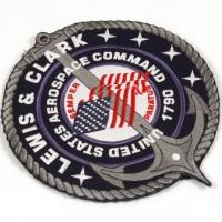 Lewis & Clark crew gear patch