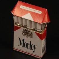 Morley cigarettes