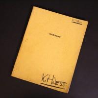 Kit West personal script