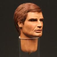 Captain Ochre puppet head