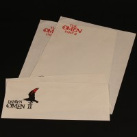 Production letterheads & envelopes