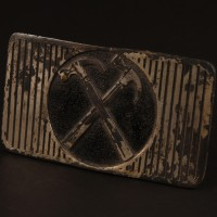 Hammers belt buckle