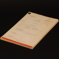 Robert Holmes personal script - The Space Pirates