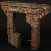Escape pod controls - The Fires of Pompeii