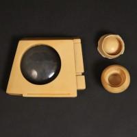 Production made R2-D2 Radar eye & projector