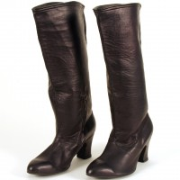 The Rani (Kate O'Mara) boots - Mark of the Rani