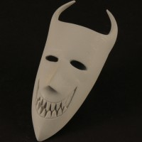 Production made Lock puppet mask