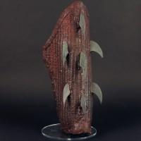The Shredder (François Chau) greave