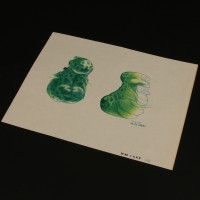 Production used concept design - Slimer