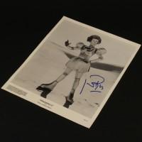 Joan Rivers (Dot Matrix) autographed publicity still