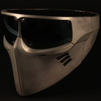 New Goblin (James Franco) prototype mask