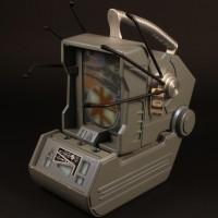 Andorian scanner - The Andorian Incident
