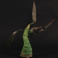 Stuckweed puppet