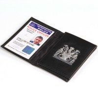 Sgt Callum Stone (Sam Callis) police identification wallet