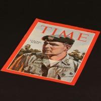 Colonel Kurtz (Marlon Brando) Time magazine cover