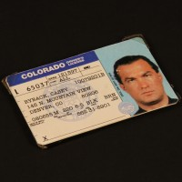 Casey Ryback (Steven Seagal) driving licence