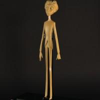 Victor Van Dort puppet costume form