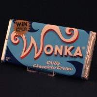 Wonka bar - Chilly Chocolate Creme